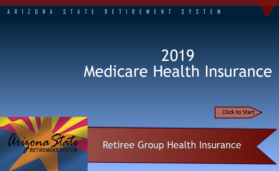 Medicare Plans | Arizona State Retirement System