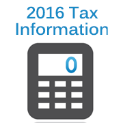 2015 Tax Information Icon - Medium