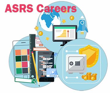 Careers and Recruitment illustration