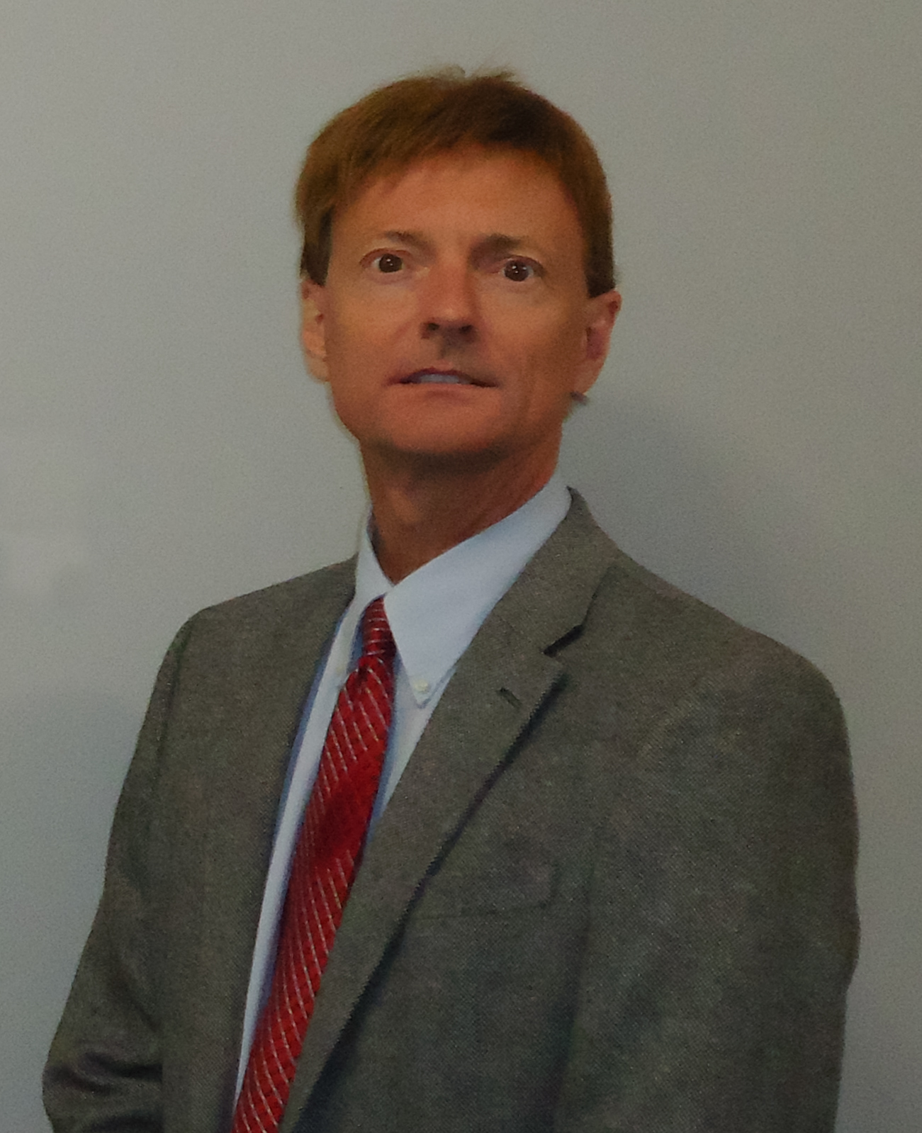 Photo of ASRS Director Paul Matson 2020