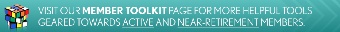 Visit our Member Toolkit Page