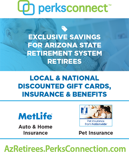 Perks Connect ASRS Retiree Discounts