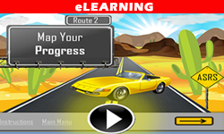 Route 2: Map Your Progress eLearning graphic