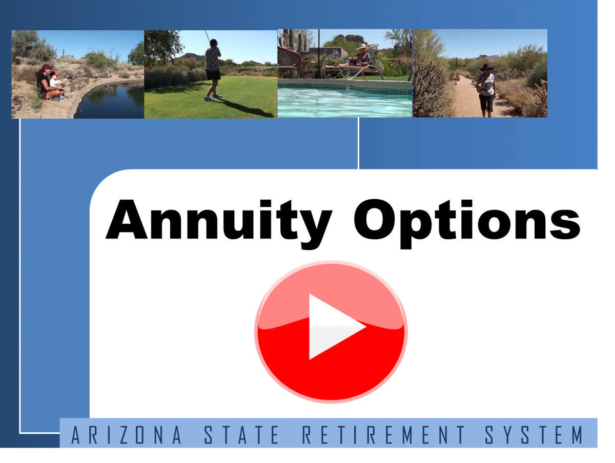 Annuity Options Tutorial