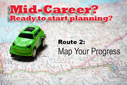 Route 2: Map Your Progress webinar image