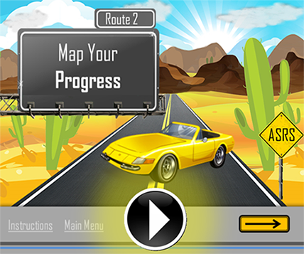 Route 2 Map Your Progres cover image