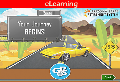 Route 1: Your Journey Begins eLearning