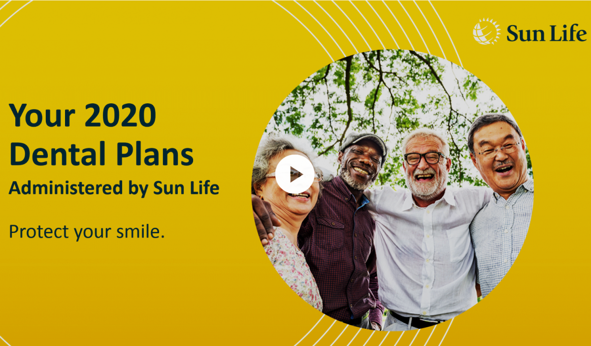 Clickable image for Sun Life dental eLearning module